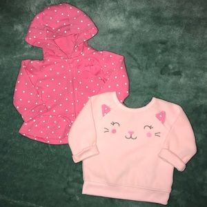 Other - 💕4 for $21💕 2 Newborn Sweaters 💕👶🏻